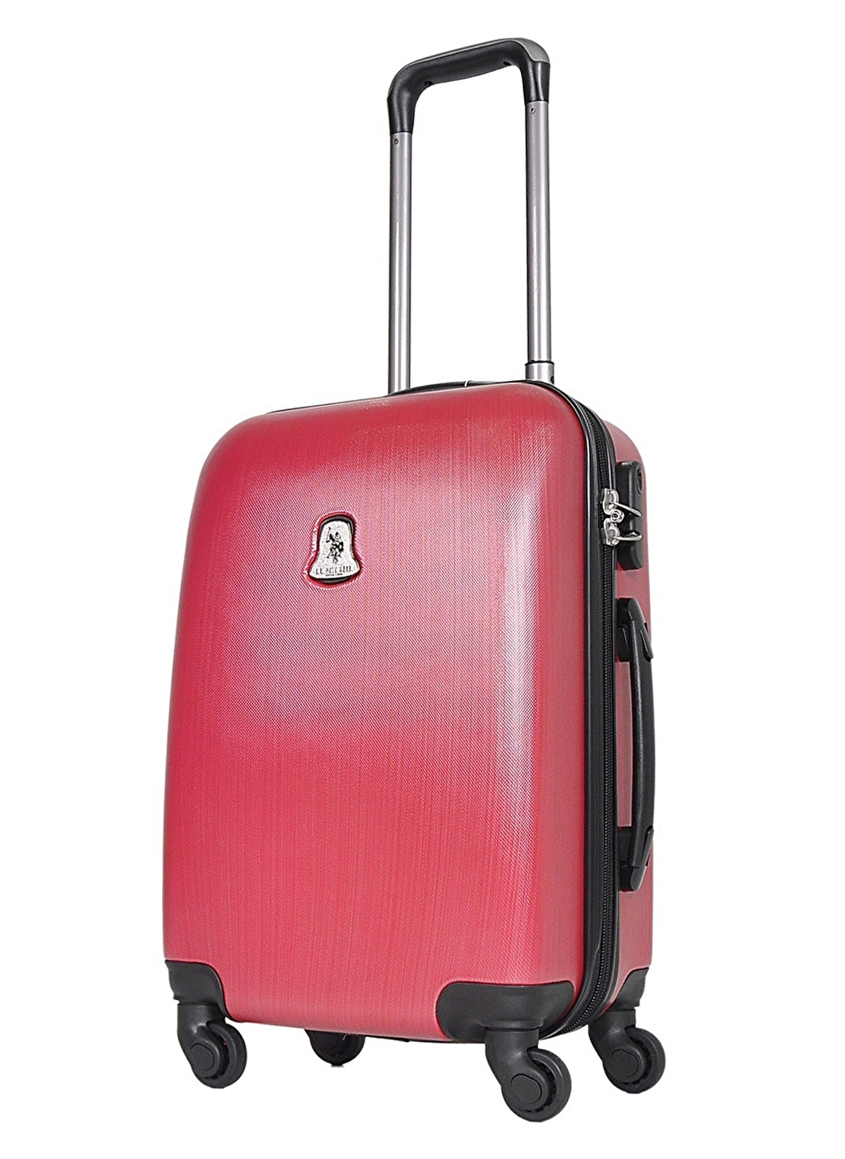 a1bc8cde155b3 U.S. Polo Assn. Unisex Kabin Boy Valiz Kırmızı | Morhipo | 18003557